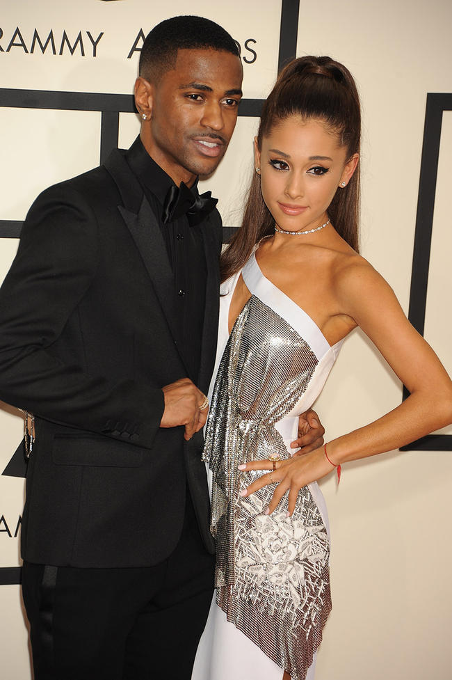 Why Ariana Grande has been hanging out with her exes recently