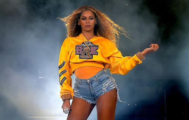 Is Beyonce dropping a special programme on Netflix?