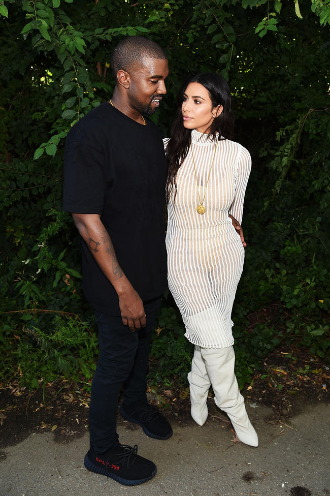 Kim Kardashian says Kanye West's politics caused relationship problems