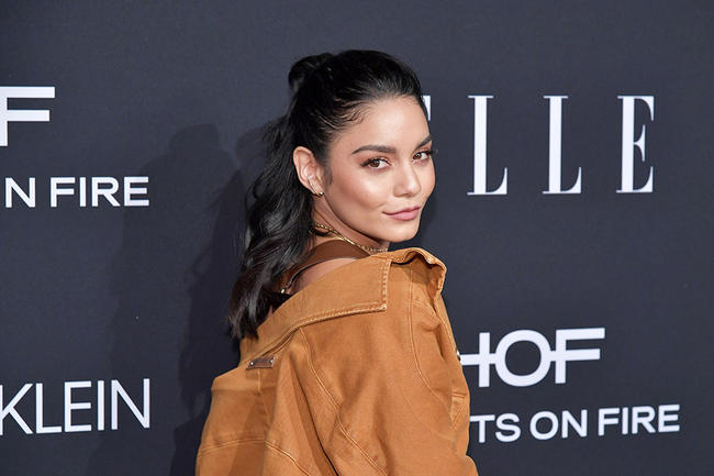 Vanessa Hudgens opens up about her relationship with Zac Efron