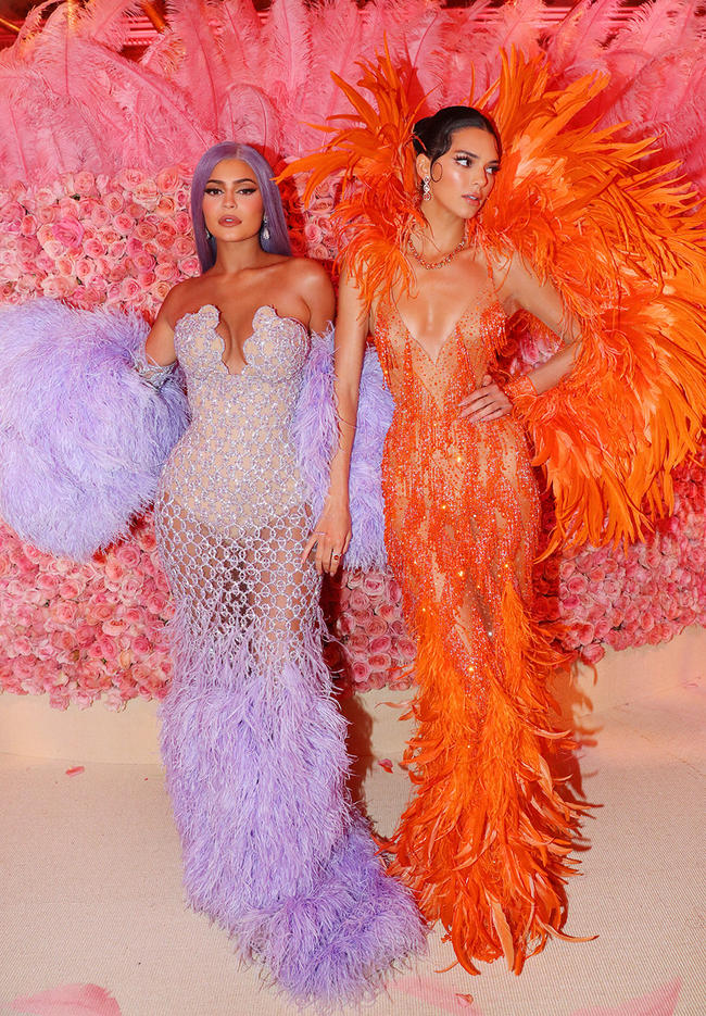 Kendall and Kylie Jenner's Met Gala 2019 outfits look very familiar