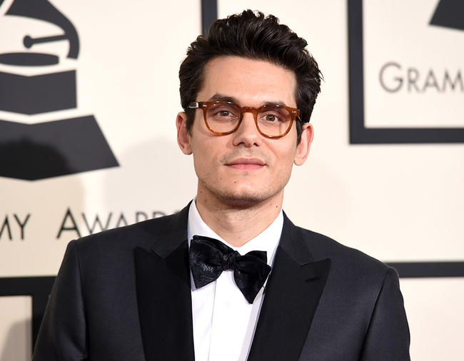John Mayer clears up Kourtney Kardashian dating rumours for first time
