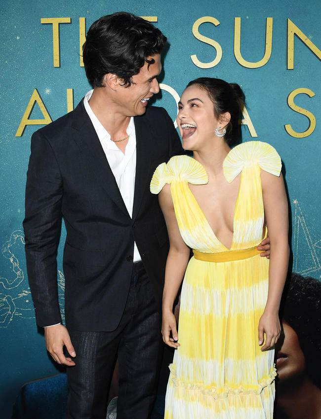 Camila Mendes posted open love letter for boyfriend Charles Melton