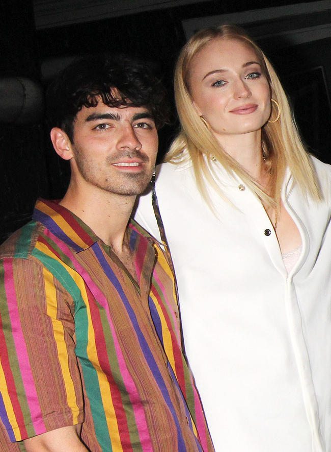 Sophie Turner reveals why she and joe Jonas once broke up for 24 hours