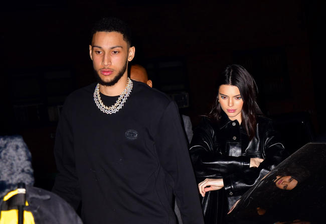 Kendall Jenner and Ben Simmons have called it quits