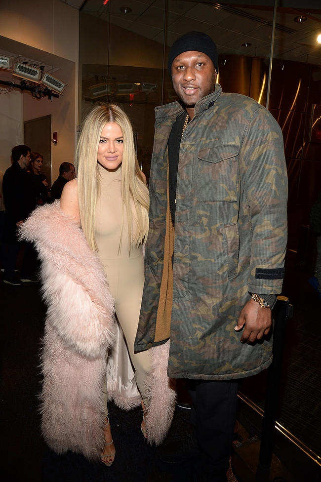 Khloe Kardashian opens up about Lamar Odom's autobiography