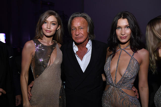 Mohamed Hadid files for bankruptcy after being ordered to demolish 'starship enterprise'