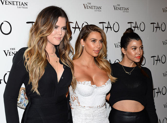 Kim And Khloe Kardashian Have Threatened To Fire Kourtney From KUWTK