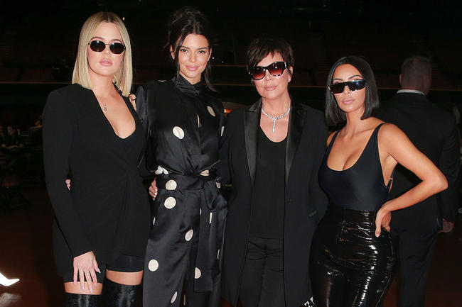 Kardashian-Jenner family strike new projects deal with Disney, Hulu
