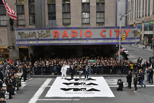 The 2018 VMAs Are Returning To New York This August!